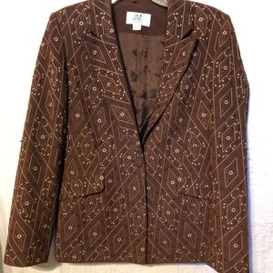 BLAZER BY JOHN MEYER SIZE 12P